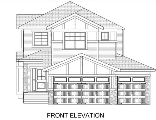 Photo of 100 Sandpiper Landing, Chestermere, AB T1X 1Y8 (MLS # A1065069)