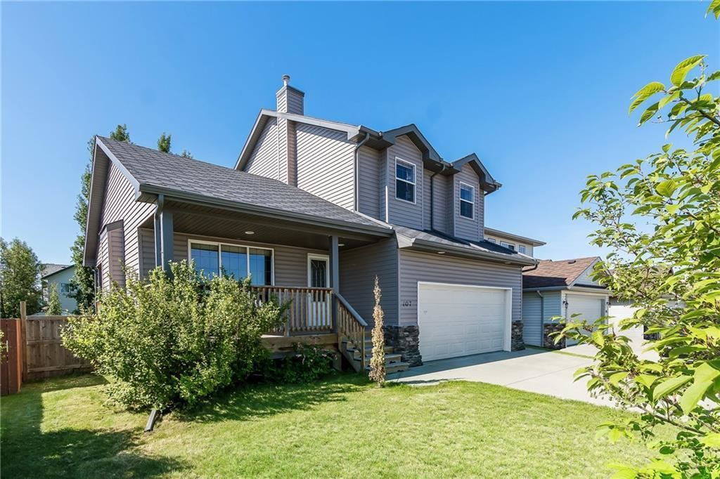 Photo of 107 HILLVIEW LN, Strathmore, AB T1P 1Z9 (MLS # C4305092)