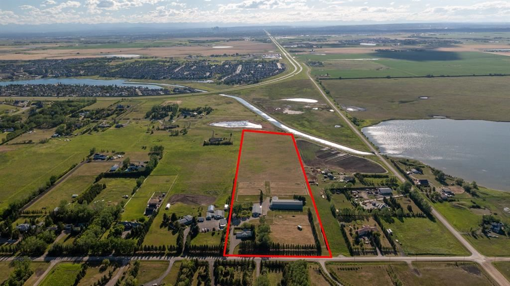 Photo of 243211 Range Road 281, Rocky View County, AB T1X 2C4 (MLS # A1121094)