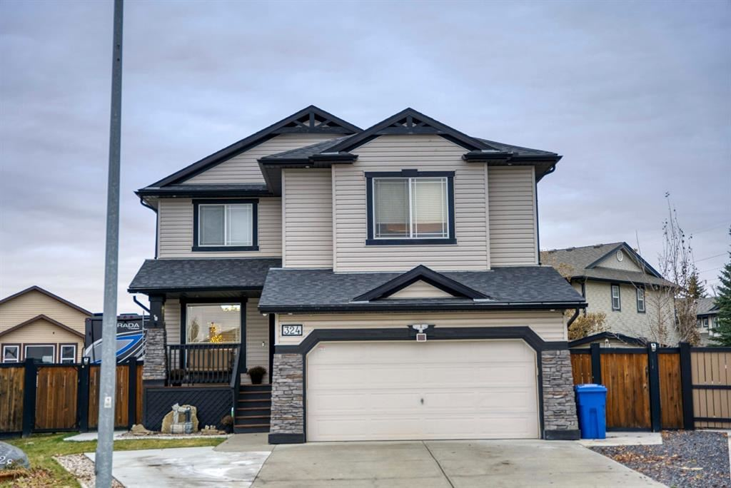 Photo of 324 Oakmere Close, Chestermere, AB T1X 1L1 (MLS # A1058101)