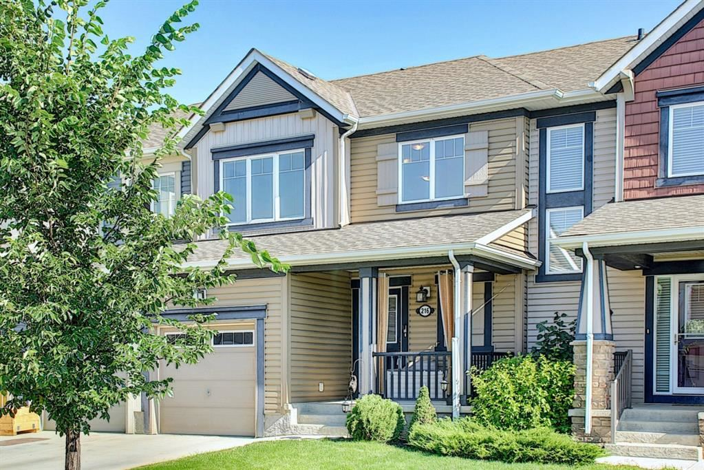 Photo of 216 Viewpointe Terrace, Chestermere, AB T2X 1J6 (MLS # A1138107)