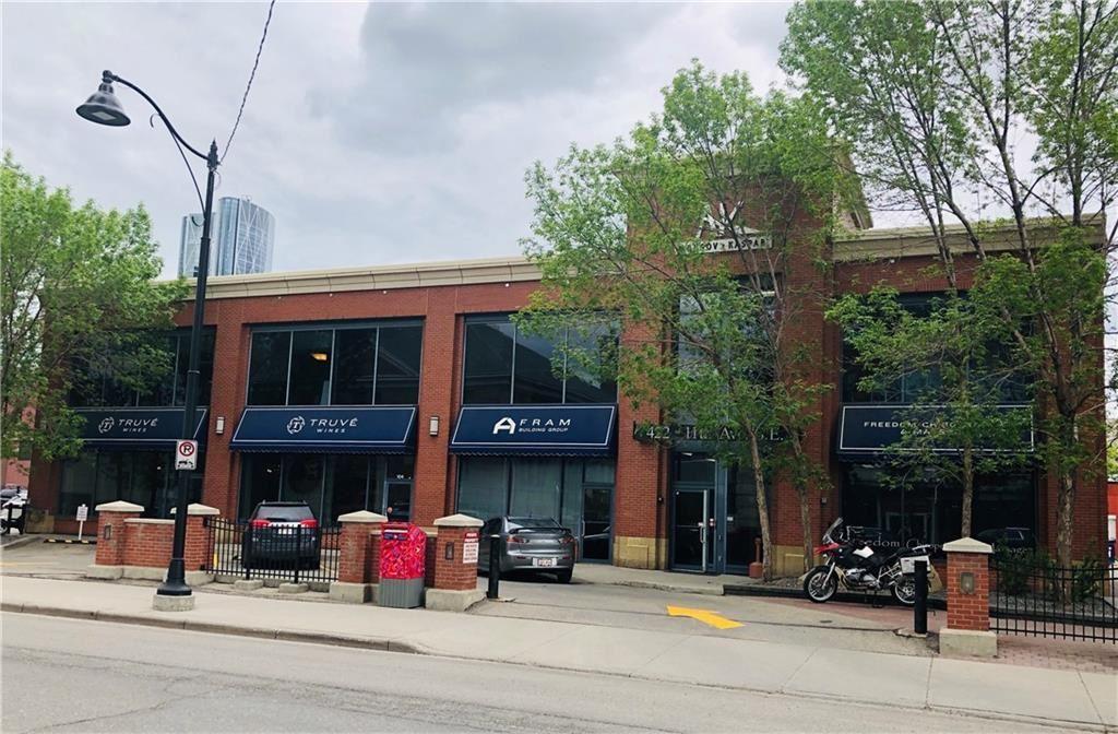 Photo of 422 11 Avenue SE #112, Calgary, AB T2G 0Y3 (MLS # A1021108)