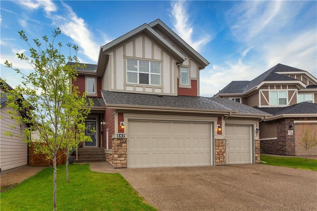 Photo of 147 Stonemere GR, Chestermere, AB T1X 0S2 (MLS # C4297110)