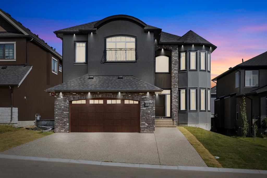 Photo of 314 Kinniburgh Road, Chestermere, AB T2P 2G7 (MLS # A1142126)