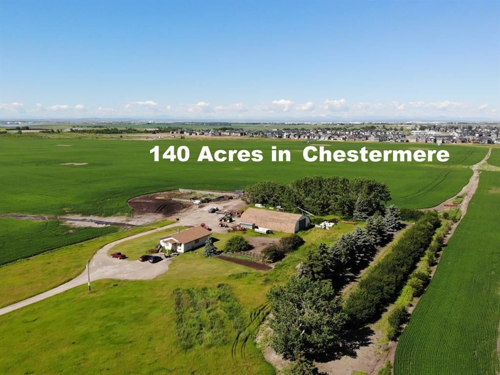Photo of 240249 Range Road 281 Road, Chestermere, AB T1X 0M5 (MLS # A1045129)