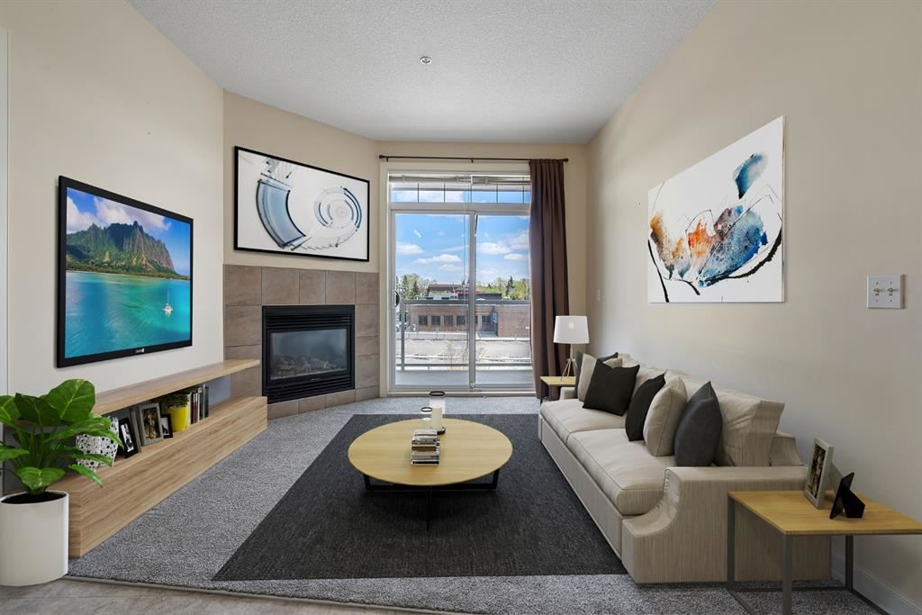 Photo of 132 1 Avenue NW #302, Airdrie, AB T4B 3H4 (MLS # A1111133)