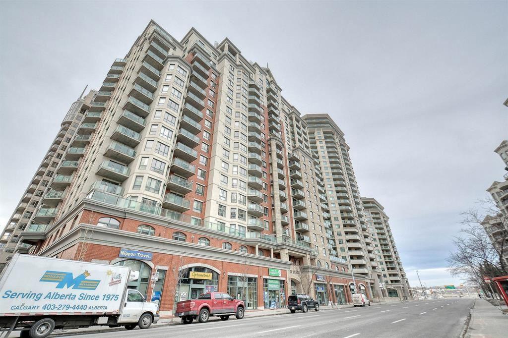 Photo of 1111 6 Avenue SW #1718, Calgary, AB T2P 5M5 (MLS # A1061138)