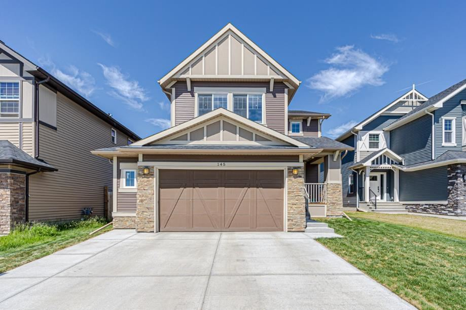 Photo of 145 Kinniburgh Gardens, Chestermere, AB T1X 0R7 (MLS # A1124141)