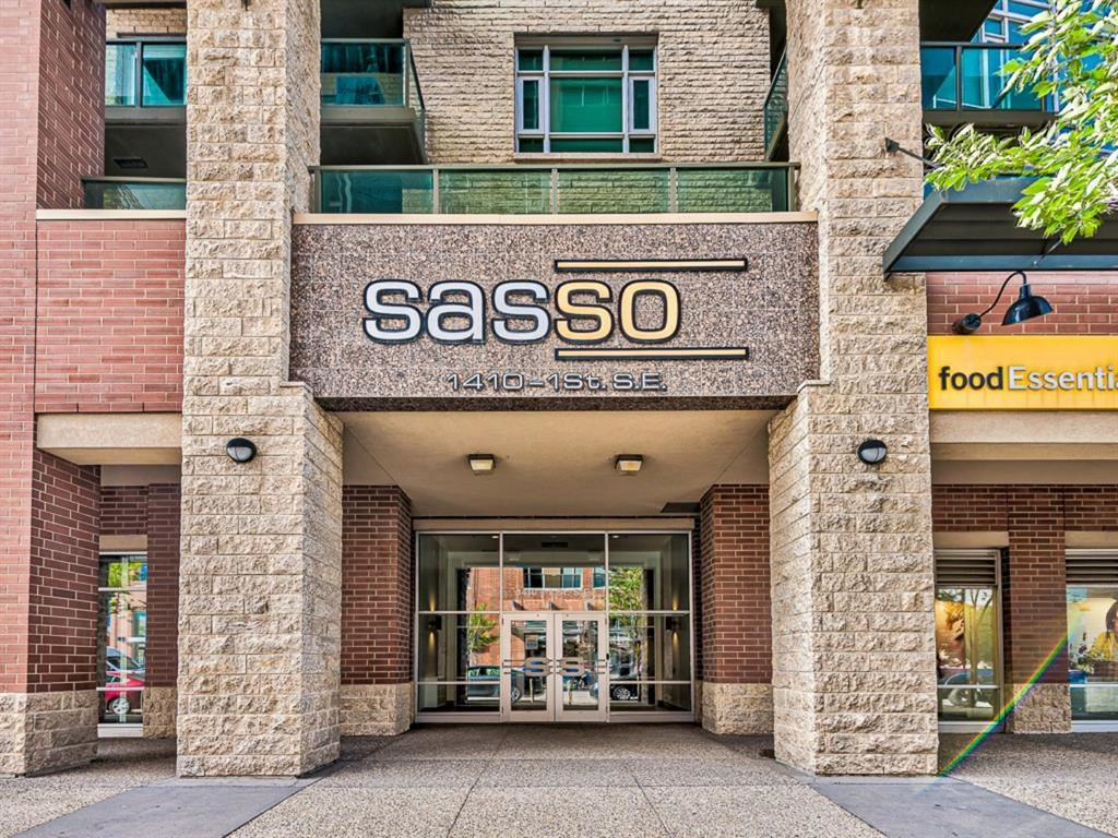 Photo of 1410 1 Street SE #1602, Calgary, AB T2G 5T7 (MLS # A1144144)