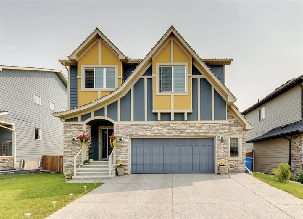 Photo of 638 Marina Drive, Chestermere, AB T1X 0S3 (MLS # A1134147)