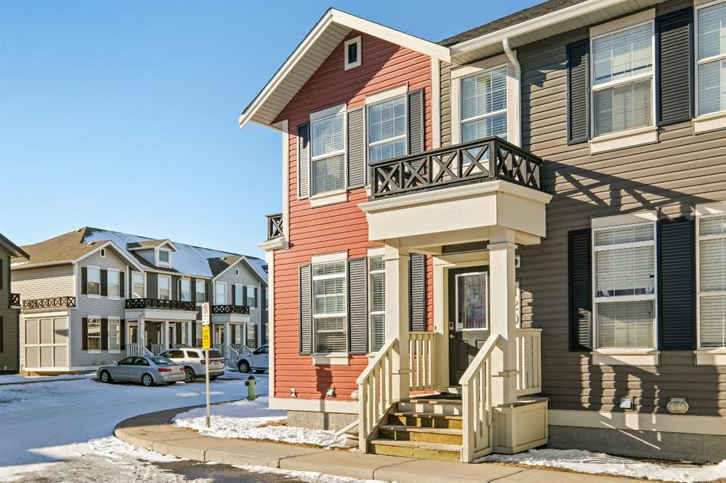Photo of 1101 8 Street NW #1204, Airdrie, AB T4B 0W2 (MLS # A1073160)