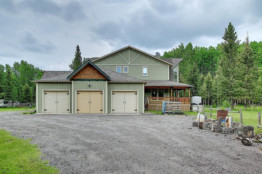 Photo of 288055 2338 Drive W, Foothills County, AB T0L 1K0 (MLS # A1122173)