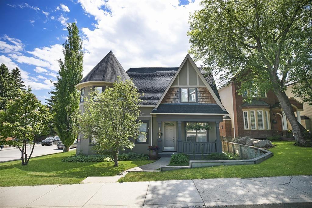Photo of 1901 30 Avenue SW, Calgary, AB T2T 1R1 (MLS # A1123183)