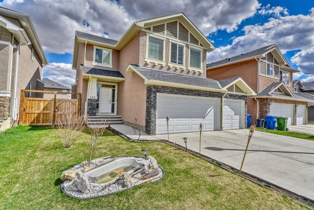 Photo of 112 McIvor Terrace, Chestermere, AB T1X 0R6 (MLS # A1070195)