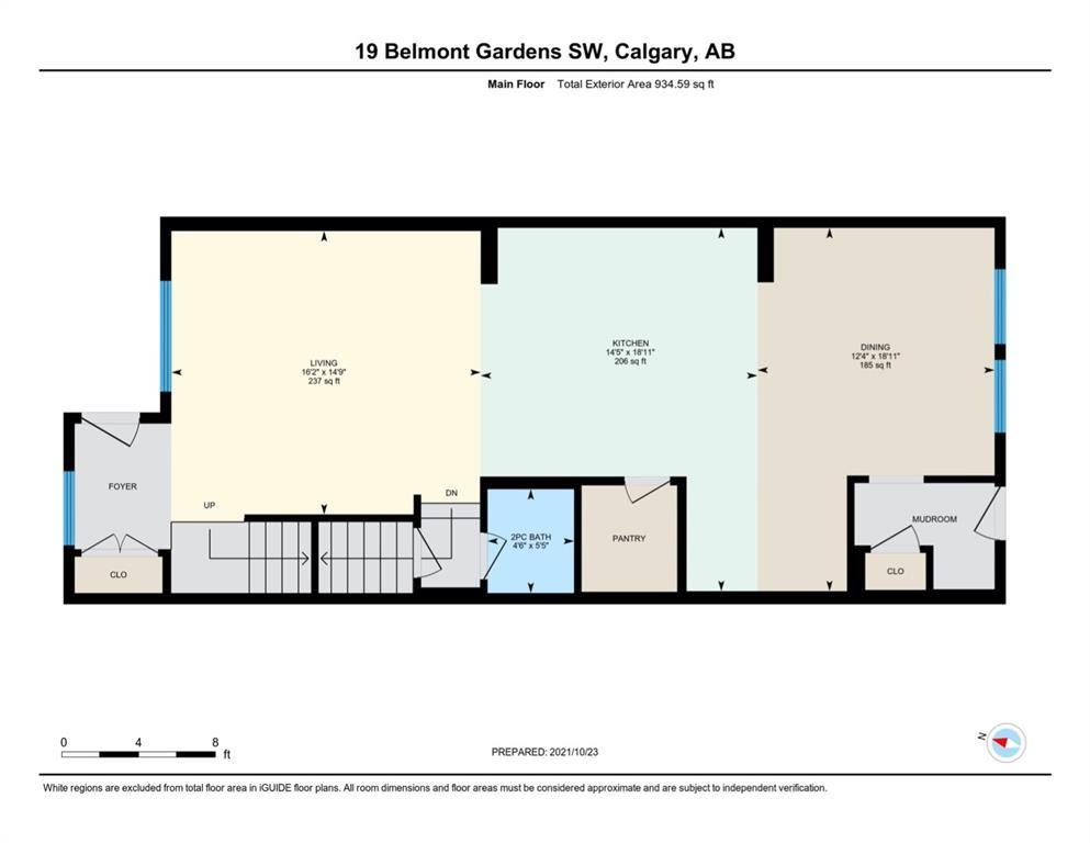 Photo of 19 Belmont Gardens SW, Calgary, AB T2X 4H8 (MLS # A1156204)