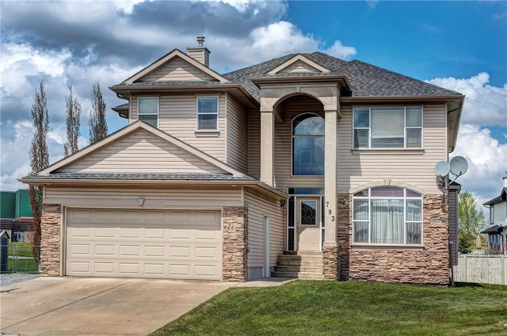 Photo of 793 CRYSTAL BEACH BA, Chestermere, AB T1X 1J1 (MLS # C4281209)