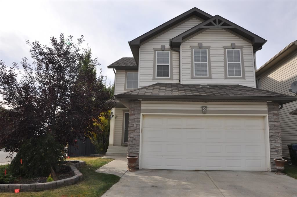 Photo of 2 CRANWELL Manor SE, Calgary, AB T3M 1G8 (MLS # A1037211)