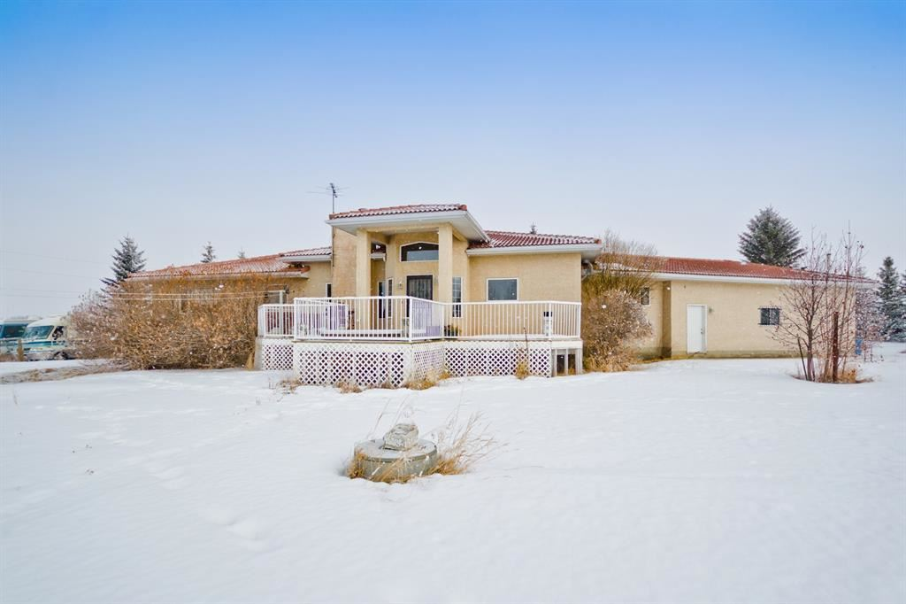 Photo of 243241 Rge Rd 281, Rocky View County, AB T1Z 1X1 (MLS # A1097217)