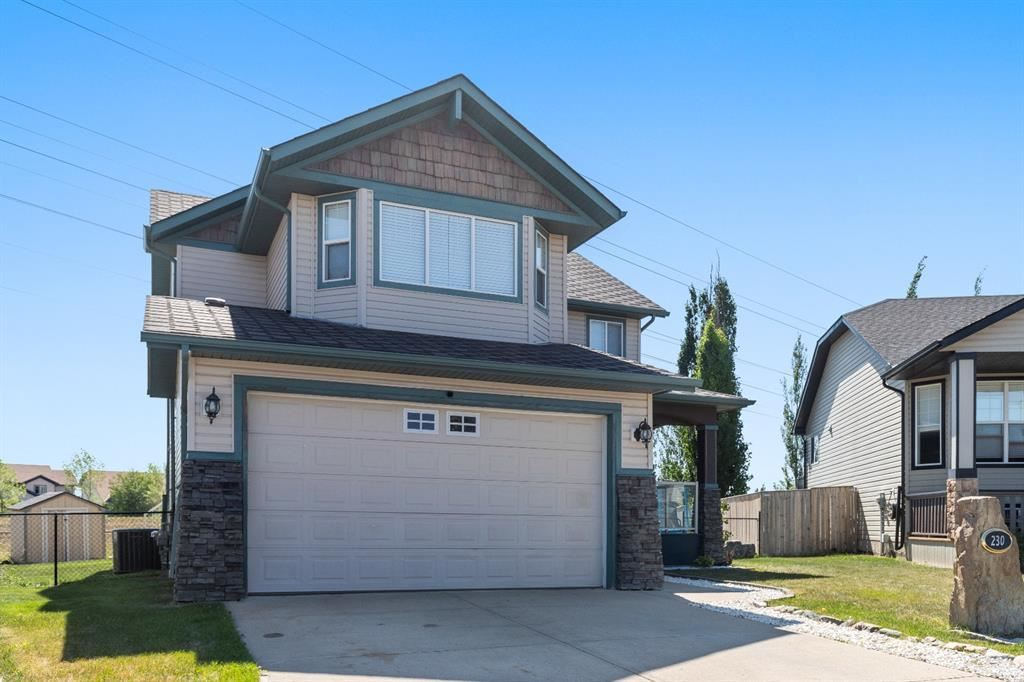 Photo of 230 West Creek Mews, Chestermere, AB T1X 1S1 (MLS # A1126227)