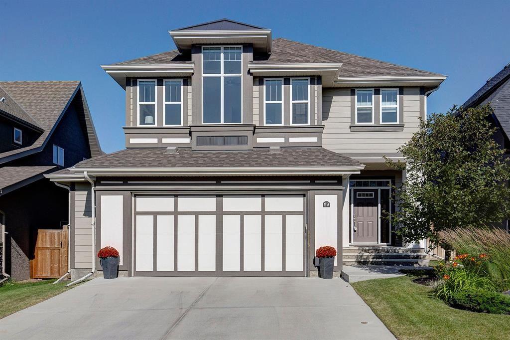 Photo of 99 MAHOGANY Manor SE, Calgary, AB T3M 0Y2 (MLS # A1021242)