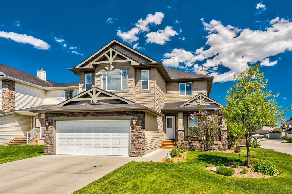 Photo of 207 Willowmere Way, Chestermere, AB T1X 0E2 (MLS # A1114245)