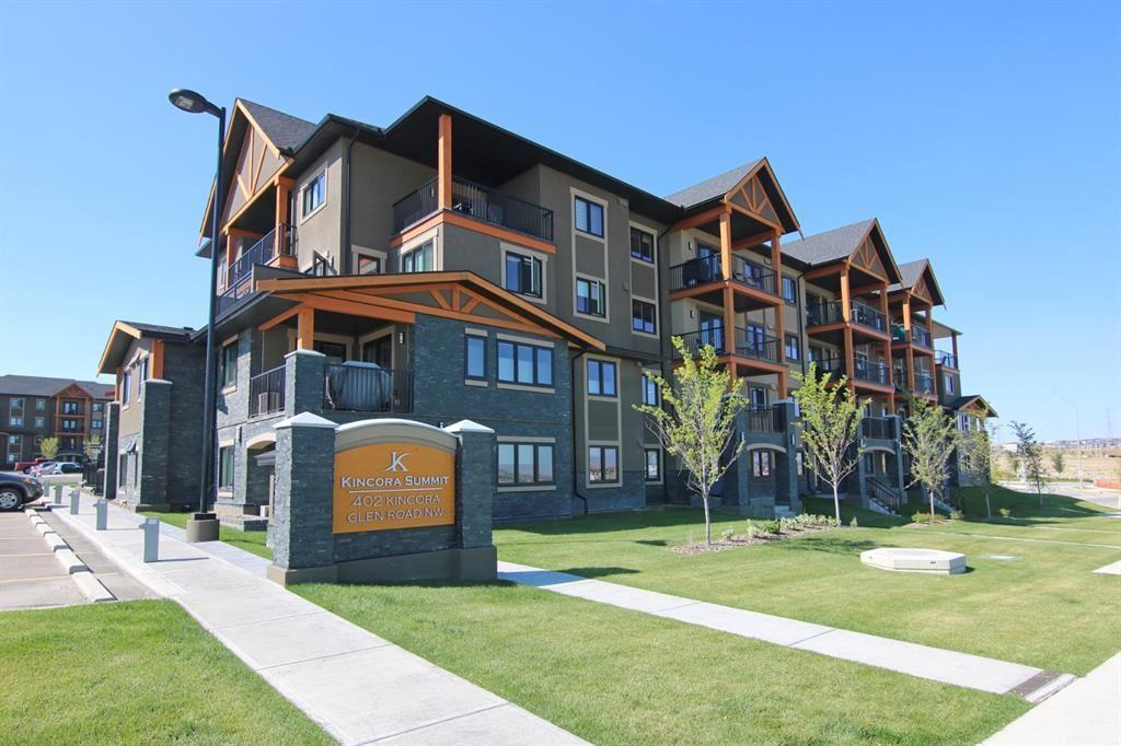 Photo of 402 Kincora Glen Road NW #1206, Calgary, AB T3R 0V2 (MLS # A1088247)