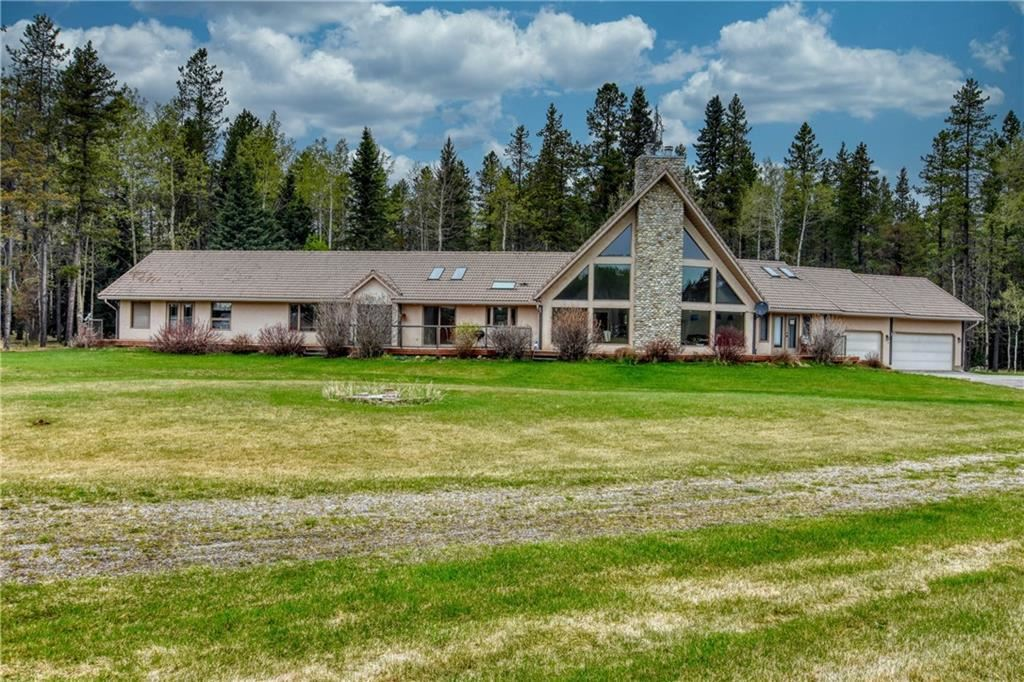 Photo of 53131 GRAND VALLEY Road, Rocky View County, AB T4C 1A9 (MLS # C4299249)