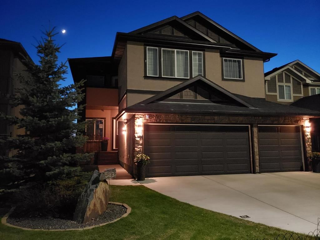 Photo of 583 West Chestermere Drive, Chestermere, AB T1X 1B4 (MLS # A1102251)