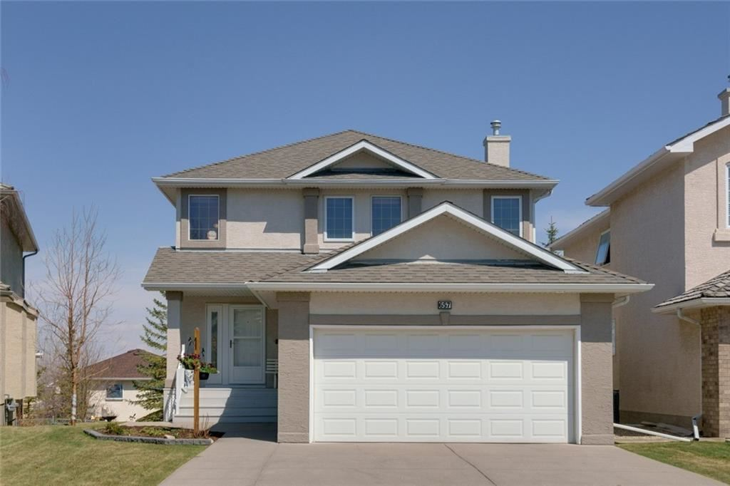 Photo of 657 HAMPTONS Drive NW, Calgary, AB T3A 5Y4 (MLS # A1018254)