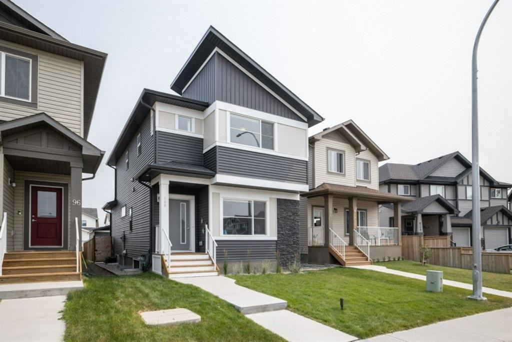 Photo of 100 Reunion Loop NW, Airdrie, AB T4B 4J6 (MLS # A1133281)