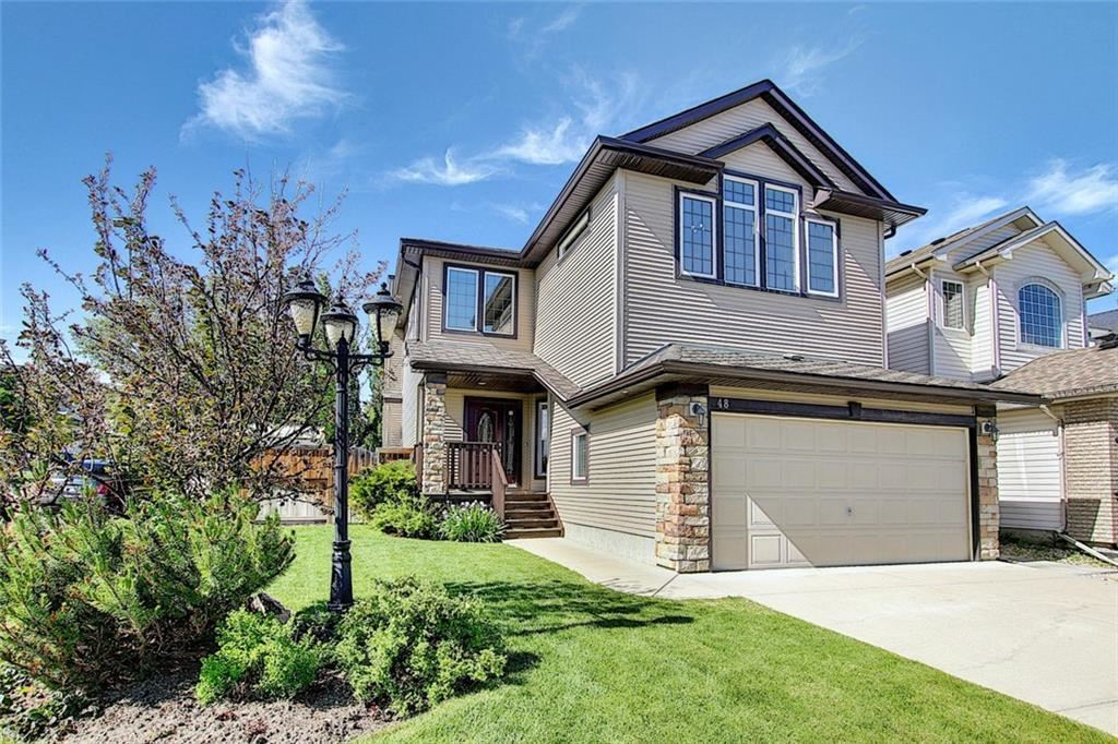 Photo of 48 EVANSCOVE HT NW, Calgary, AB T3P 0A4 (MLS # C4305300)