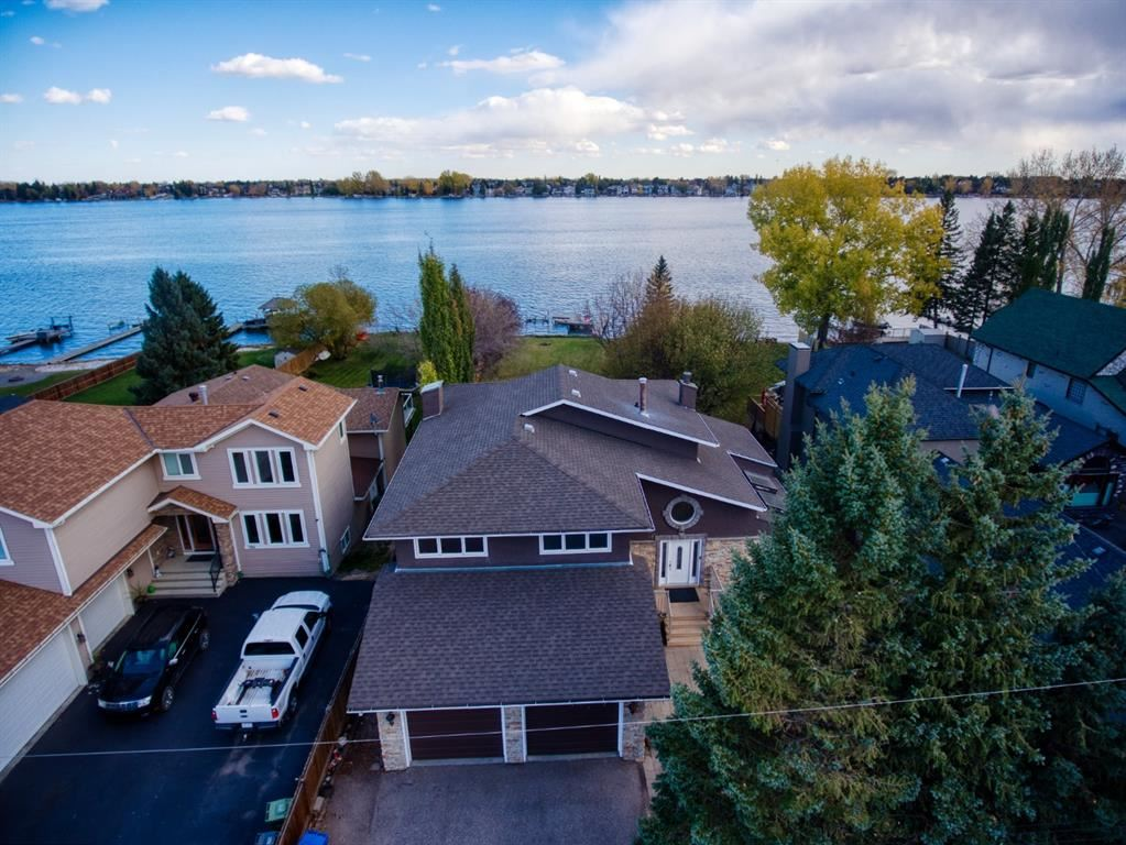 Photo of 708 West Chestermere Drive, Chestermere, AB T1X 1B5 (MLS # A1153304)