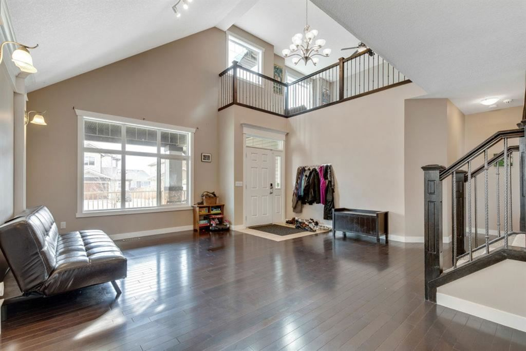Photo of 117 Kinniburgh Boulevard, Chestermere, AB T3R 0T8 (MLS # A1117335)