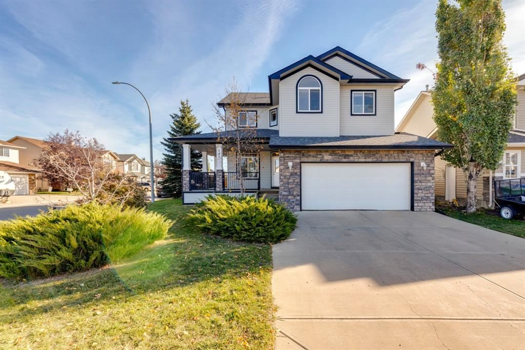 Photo of 141 West Creek Boulevard, Chestermere, AB T1X 1M2 (MLS # A1152335)