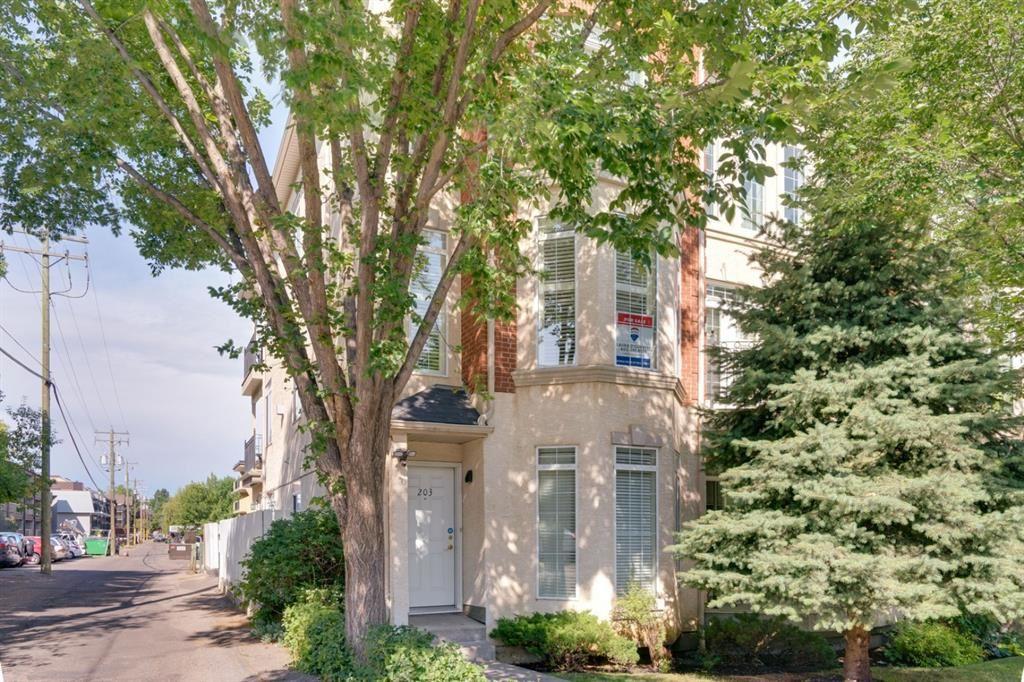Photo of 5703 5 Street SW #203, Calgary, AB T2V 1P8 (MLS # A1021337)