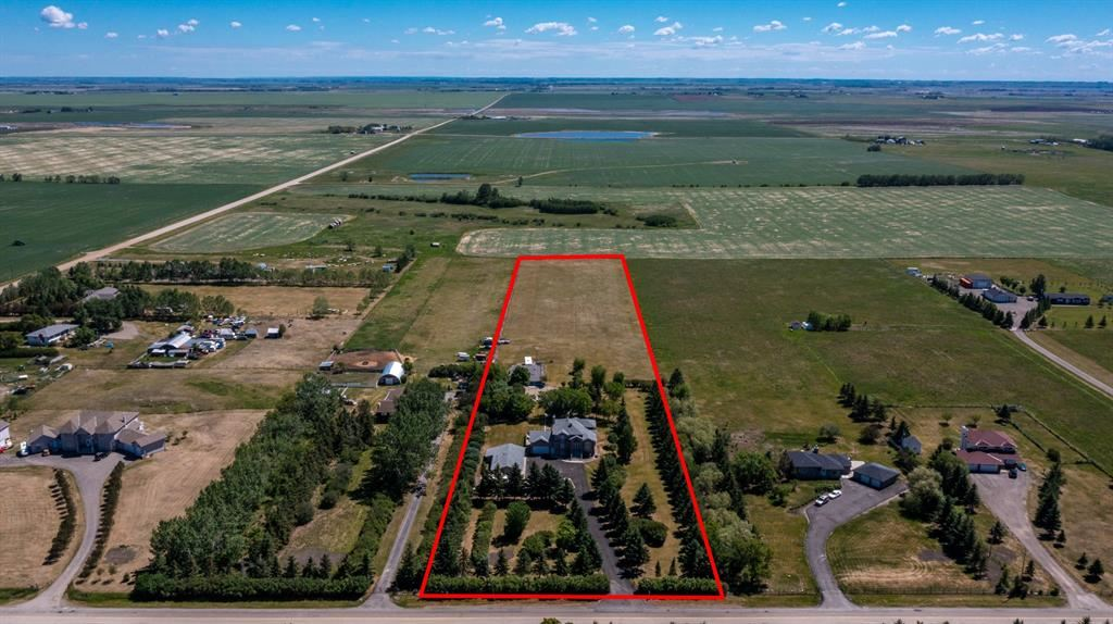Photo of 243208 Range Road 281, Rocky View County, AB T2P 2G7 (MLS # A1152337)