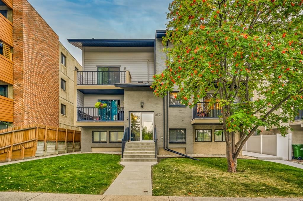 Photo of 2407 17 Street SW #6, Calgary, AB T2T 4M9 (MLS # A1037338)