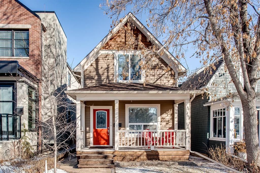 Photo of 1714 14 Avenue SW, Calgary, AB T3C 0W7 (MLS # A1077359)