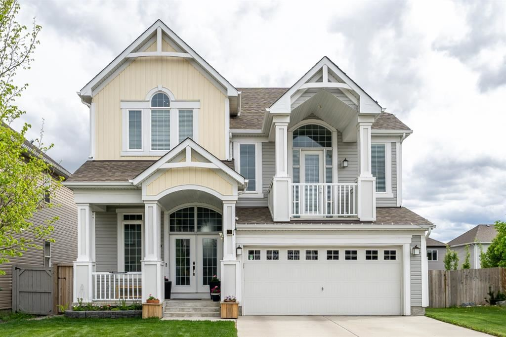 Photo of 112 Viewpointe Terrace, Chestermere, AB T1X 0R1 (MLS # A1119360)