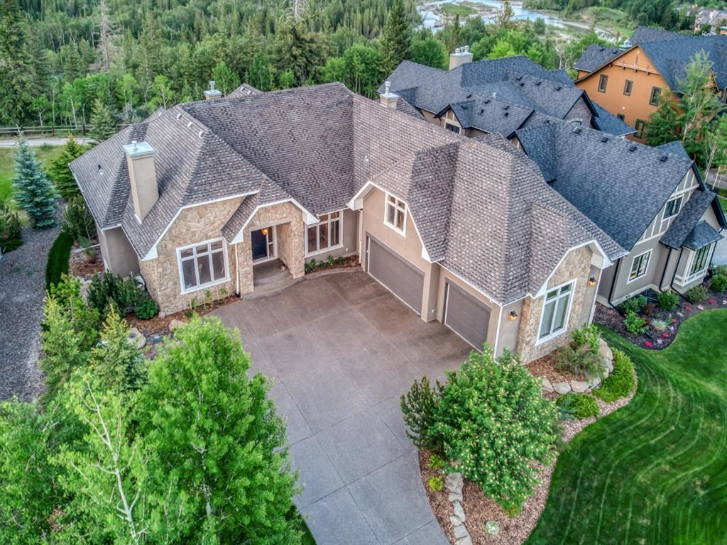 Photo of 124 Elbow Ridge Bluffs, Rocky View County, AB T3Z 3T1 (MLS # A1121364)