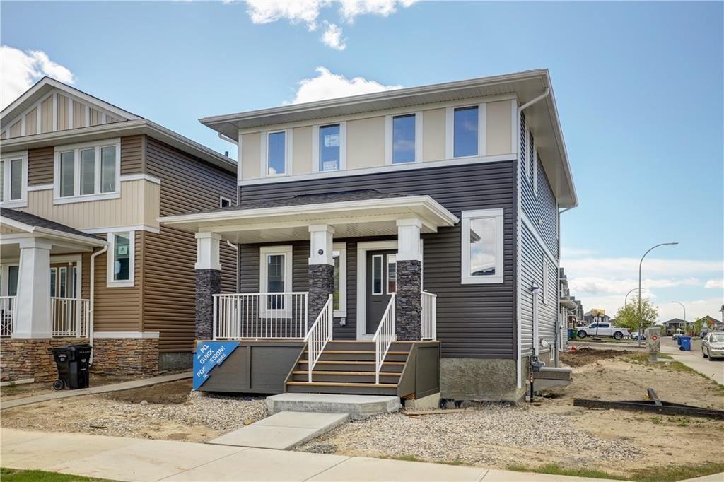Photo of 167 REDSTONE AV NE, Calgary, AB T3N 0V5 (MLS # C4292374)