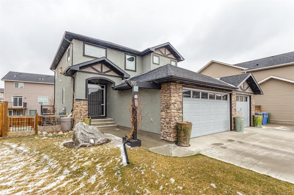 Photo of 105 RAINBOW FALLS Bay, Chestermere, AB T1X 0S5 (MLS # A1100379)