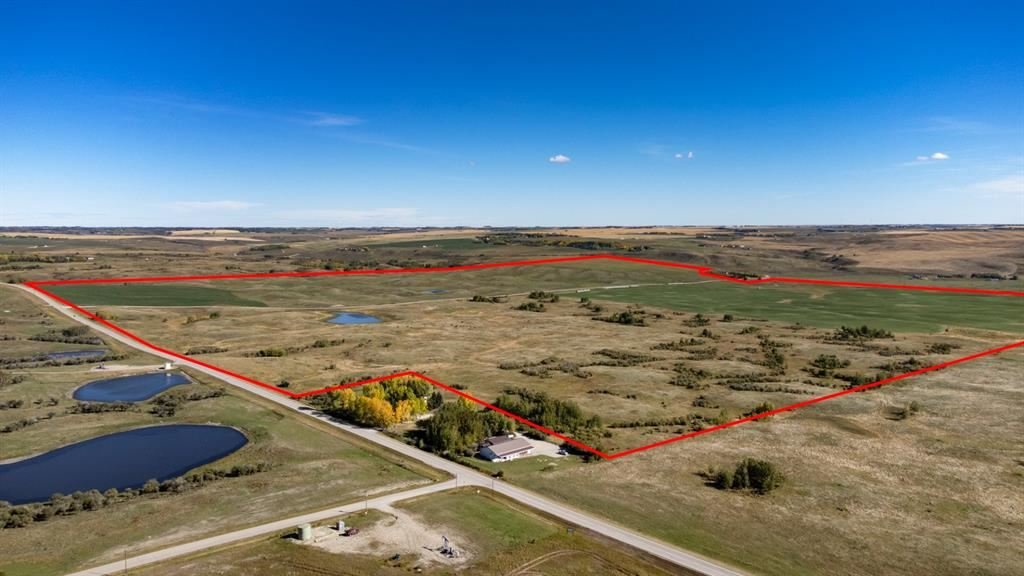 Photo of 617.76 Acres on Bearspaw Road, Rocky View County, AB T4B 0O0 (MLS # A1148382)