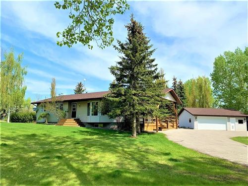 Photo of 128122 Hwy 547, Rural Foothills County, AB T0L 0P0 (MLS # C4258383)