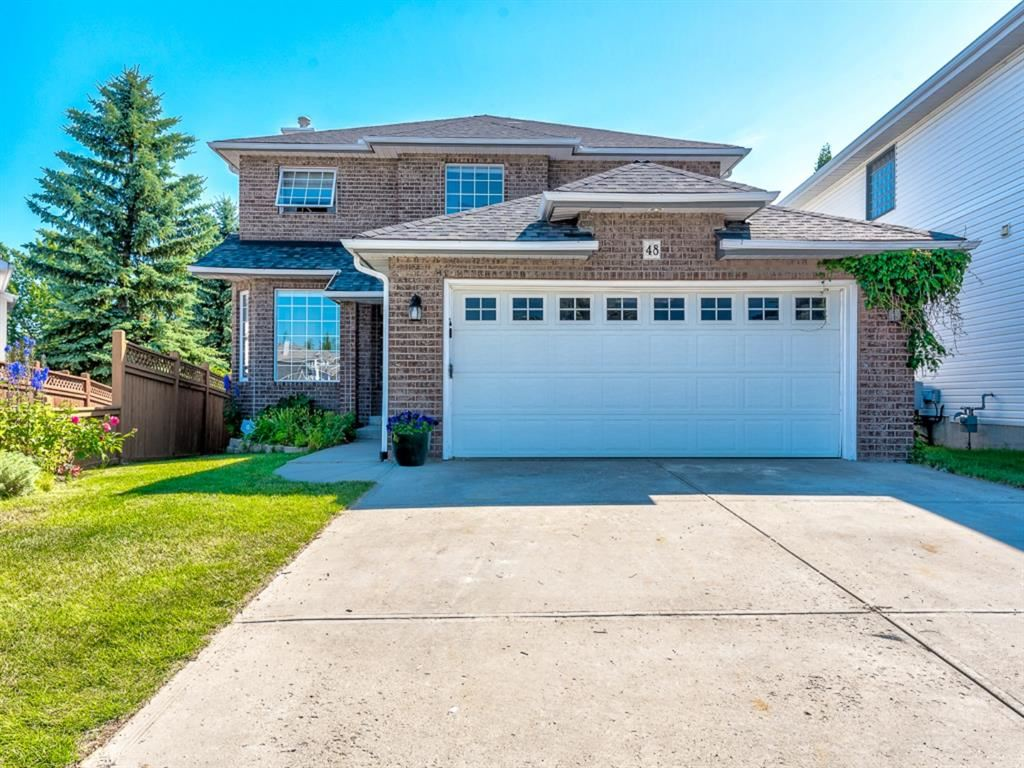 Photo of 48 VALLEY MEADOW Close NW, Calgary, AB T3B 5M1 (MLS # A1037386)