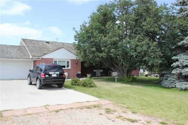 Photo of 274006 Highway 566, Rural Rocky View County, AB T4A 1H6 (MLS # C4262389)
