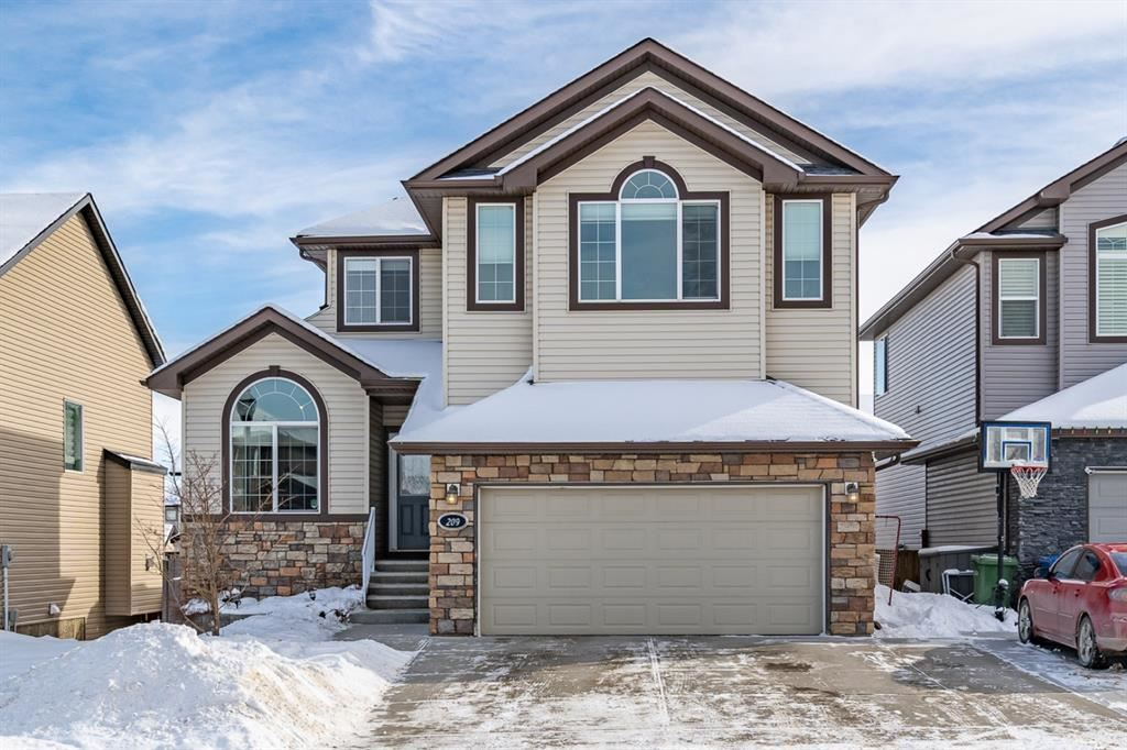 Photo of 209 Topaz Gate, Chestermere, AB T1X 0B1 (MLS # A1071394)