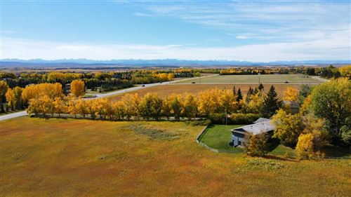 Photo of 30226 Springbank Road, Rocky View County, AB T3Z 3L9 (MLS # A1046397)