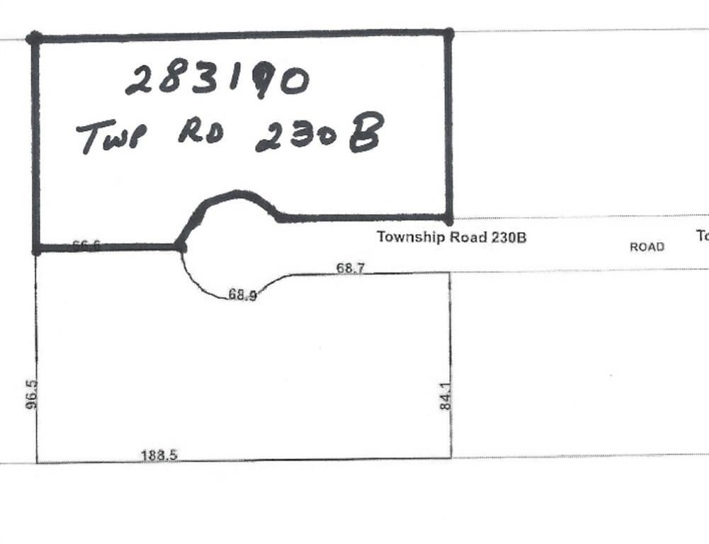 Photo of 283190 Township Road 230B Township, Rocky View County, AB T1X 0G9 (MLS # A1069404)