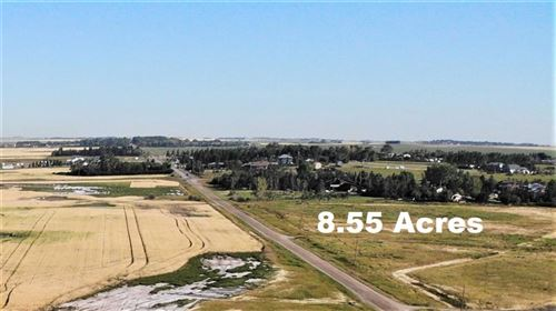 Photo of 8.55 Acres Range Road 281 Road, Chestermere, AB T1X 0M5 (MLS # A1041416)